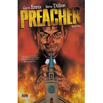Preacher - Libro 1, 2, 3 Y 4 (digital En Ingles)