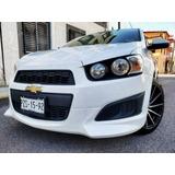 Chevrolet Sonic 1.6 Lt Mt 2016