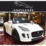 Carrito Electrico De Lujo Nuevo Modelo Jaguar 2016 De Niños