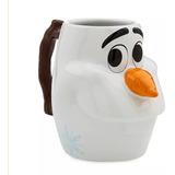 Olaf Taza Ceramica 18 Oz Nueva Importada Disney Store