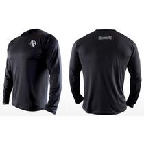Camiseta Hayabusa Mma Kunren Training Shirt Black Talla S