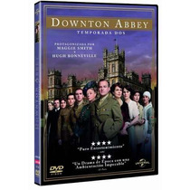 Downton Abbey, Temporada 2 ( Segunda ) En Dvd Lbf
