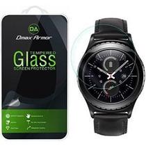 Protector De Pantalla De Samsung S2 Gear Classic Glass, [act