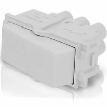 Interruptor Sencillo De 3 Vias Color Blanco Voltech 48137