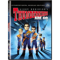 Dvd Vienen Los Thunderbirds Are Go Edicion Coleccion Tampico