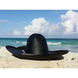 7fb0fead0b0a8 16 Sombrero Charro Negro Mariachi Carnaval Mayoreo Adulto