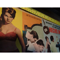 Antiguo Cartel De Cine De La Metro Golden Meyer