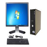 Pc Dell Optiplex 760 Core 2duo 2gram 80gdd Mon19