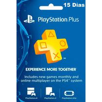 Playstation Plus 15 Días (10$) Todos Los Países