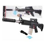 2 Pzs Rifle Lanza Bolitas De Hidrogel Carga Manual + Regalo