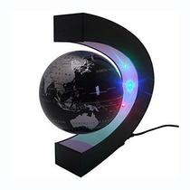 Levitron Globo Terráqueo Mundo Con Luces Led Decoracion