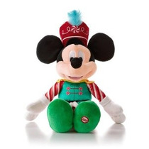 Hallmark Disney Cascanueces Dulces De Mickey Mouse De La Fel