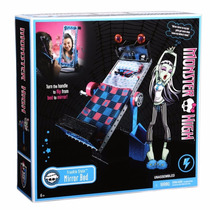 Monster High Frankie Stein Espejo Ataud