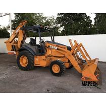 Retroexcavadora Case 580 Super M 4x4 Extension 2006