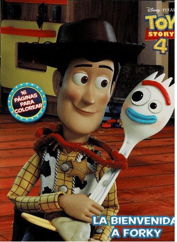 30 Libros Para Colorear Toy Story 30 Crayolas 30 Sticker En