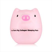 Tonymoly Pure Farm Pig Mascarilla De Colageno Etude Ulzzang