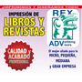 Imprenta De Revistas Folletos Cuadernillos Libros Offset