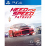 Need For Speed Payback Ps4 Jugalo Con Tu Usuario Entrego Ya