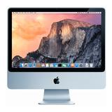iMac C2d 20 Pulgadas 4gb Ram Y Disco De 500 Gb