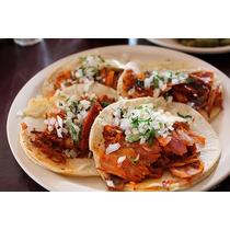 Tacos Al Pastor 4 Piezas