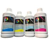 4 Tinta Litro Tipo Dye Impresora Epson Hp Canon Envio Gratis