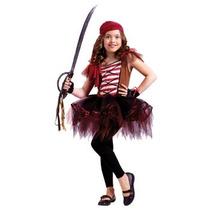 Disfraz De Pirata Para Niñas Y Adolescentes, Envio Gratis