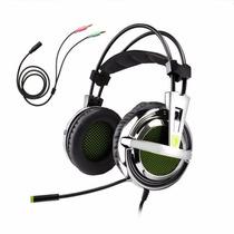 Audifono Sades Sa-928 Stereo Lightweight Pc Gaming Headphone