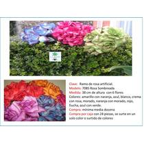 Flores Artificiales Centros De Mesa Omm