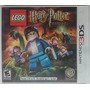 3ds Lego Harry Potter Years 5-7 $265 Pesos - Usado Mikegames