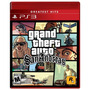 Juego Playstation 3 Game Gta San Andreas Ps3 Ibushak Gaming
