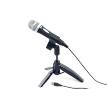 Microfono Usb Estudio Cad U1 Para Podcast Karaoke Youtube Pc