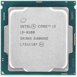 Procesador Intel Core I3-8100 4 Núcleos 64 Gb