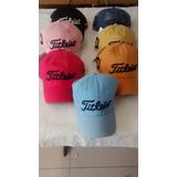 Gorra Titleist Para Golf (paquete De 3) Colores Varios