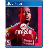 Fifa 20 Champions Edition Play Station 4