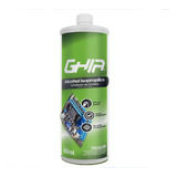 Alcohol Isopropílico Liquido De 1000 Ml Ghia 99% Pureza