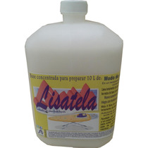 Plancha Facil Base Concentrada Liquido Planchado Prepara 10l