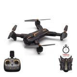 Binden Drone Visuo Xs812 Gps Cámara 720p, 15 Minutos Vuelo, Follow Me, Wifi 5ghz Para Transmisión En Vivo