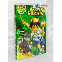 Nickelodeon Go Diego Go! ¡gran Gorila!