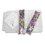 Paquete Básico 1 Con 2000pz Y Accesorios Perler Hama Beads