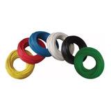 Cable Automotriz Plastico 100% Cobre Calibre 18 30 Mts Color