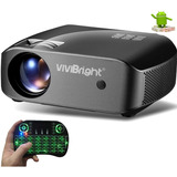 Proyector Led 720p Vivibright F10 Android 7.1 2200 Lumen