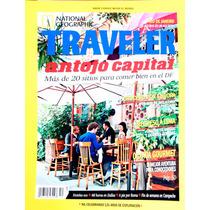 National Geographic. Traveler.marzo 2013.antojo Capital D.f.
