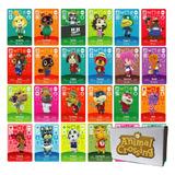 25 Tarjetas Nfc Amiibo - Animal Crossing + Empaque Oficial