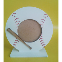 50 Portarretratos Baseball Beisbol Pelota Pintados