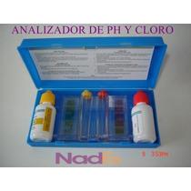 Analizador De Cloro Y Ph
