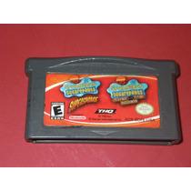 * Longaniza Games * Gameboy Advance Bob Sponja