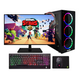Pc Gamer Xtreme Amd A10 Gaming Radeon R7 8gb 500gb Monitor Led 20 Pulg.
