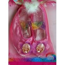 Barbie Zapatillas Para Niña