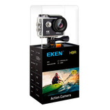 Camara Deportiva Eken® H9r 20mp 4k Ultra Hd 30fps Sumergible