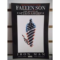 Fallen Son La Muerte Del Capitan America Iron Man Televisa